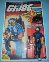 1985 GI Joe Cobra Tele Viper Figure Complete Sealed MOC *CUSTOM Card Back *READ*