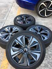 17 Inch Honda Civic Rims Rines Llantas Wheels Tires Factory Oem