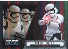 Star Wars Evolution 2016 Base Card #70 Stormtrooper - First Order Soldier