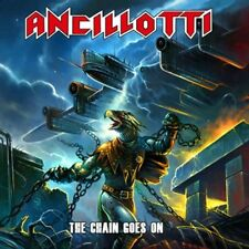 ANCILLOTTI-The Chain goes on black vinyl