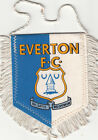 Everton Football Club FC Liverpool England UK FOOTBALL FANION WIMPEL PENNANT 80s