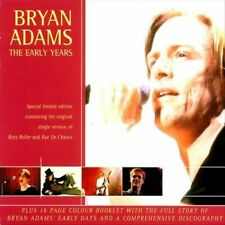 Bryan Adams with Sweeney Todd ‎– The Early Years  - CD ALBUM our ref 1834