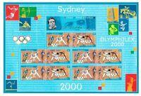 Bloc Feuillet 2000 N°31A Timbres France France - Jeux olympiques de Sydney