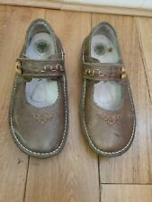 El Natura Lista Womens Shoes/ Sandles Brown size 4 uk 37 EU