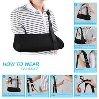 Adujustable Foam Shoulder Arm Sling Universal Pain Relief Fractures Sprained