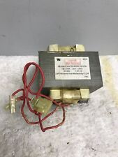 GE General Electric Microwave Oven High Voltage Transformer WB27X10853