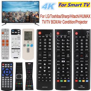 Universal Replacement Remote Control for LG/Toshiba/Sharp/Hitachi/HUMAX Smart TV