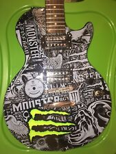Limited Edition Epiphone Special 2 Monster Energy Drink Electric Guitar