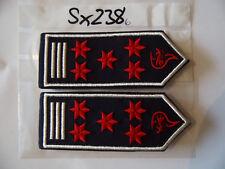 fs24 Schulterstücke Feuerwehr Fachberater Medizin