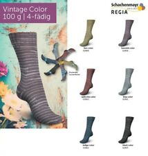 EUR 7,45 / 100 g Sockenwolle 100gr REGIA VINTAGE COLOR Retro-Klassiker