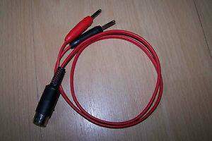 Ladekabel für alte und neue Multiplex Sender