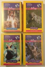 National Geographic 4 cassettes israel Vhs Pal - Hebrew Speaking by Avri Gilad