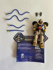 Gundam Mummy Mobile Fighter MSiA Action Figure Bandai 2002 Loose Complete