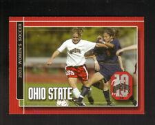 Ohio State Buckeyes--2003 Soccer Pocket Schedule--McDonald's