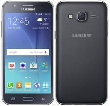 "NEW Samsung Galaxy J5/SM-J500FN 5.0"" 8GB Single SIM Smartphone BLACK COLOUR"