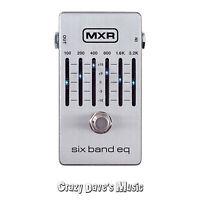 Dunlop MXR M109S 6 Band Graphic EQ Pedal