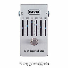 Dunlop MXR M109S 6 Band Graphic EQ Pedal