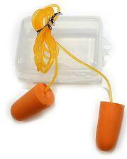 NEW BOXED Memory Foam Ear Plugs Sleep Work Travel Noise Reducer Defenders