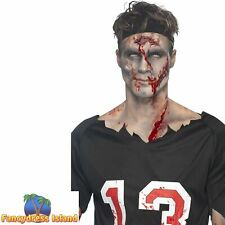 Make Your Own Scar Kit Moulding Liquid Latex Blood Make Up Halloween Fancy Dress