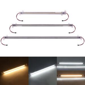 220V Hard LED Light Strip Hard Lights Bar White Under Cabinet Cupboard Lighting