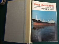 Sea Breezes Magazine – Full Year For 1976 (12 Editions)