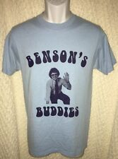 "Vintage Benson's Buddies T-shirt ""Do You Know the Plan?"" size adult Small"