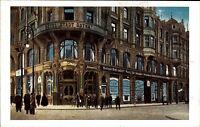 Karl-Marx-Stadt (Chemnitz) Sachsen Reprint-AK Partie am Hotel Stadt Gotha