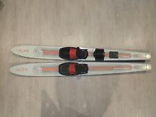 "Vintage Delta EP Pro Series 222 Slalom 64"" Water Skis"