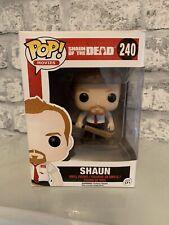 Funko! Pop Vinyl! Shaun Of The Dead! Shaun (Simon Pegg) 240