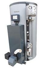 Pelltech Caldera de Pellets Solar con Agua Caliente Sanitaria Modelo HSS 15
