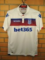Stoke City Player Issue Jersey 2017 2018 Third S Shirt Soccer Football Macron