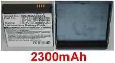 shell + battery 2300mAh type SNN5843A SNN5875A For MOTOROLA Droid 2 A955