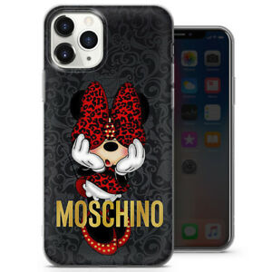 Aesthetic design Inspired Moschino phone cases and covers for al iPhone 7 11 12