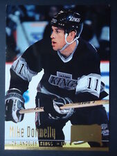 NHL 97 Mike Donnelly Los Angeles Kings FLEER ULTRA 1994/95
