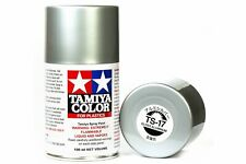 TS-17 Spray Tamiya Gloss Aluminium (100ml) [EURO SHIPMENT ONLY] - Tamiya 4950344