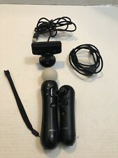 PS4 Move Motion and Navigation Controllers With Camera - PS3 - Sony PlayStation
