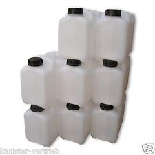8 x 5 L natur CK-Kanister Kiste Behälter Trinkwasserkanister Wasserkanister NEU