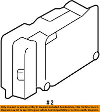 FORD OEM Anti-lock Brakes-Control Module 8L3Z2C219A