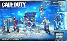 Call of Duty Atlas Troopers Mega Bloks Collector Series Building Toy 128 Pieces