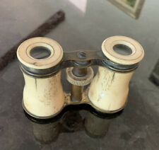 Antique Opera Glasses Bone