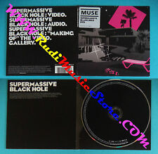 CD Singolo Muse Supermassive Black Hole HEL3001DVD UK 2006 CARDSLEEVE(S27)