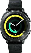 Samsung Gear Sport 44.6mm Black SM-R600 Smart Watch A condition 🔥 FREE SHIPPING