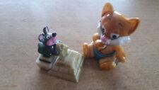 Ü-Ei Figur Miezi und Mausi - Miezi Cats - Deu 1998