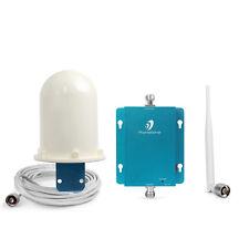 2100MHz 2G 3G LTE Mobile Signal Répéteur Amplifier Omni Antenne N Type 62dB Gain