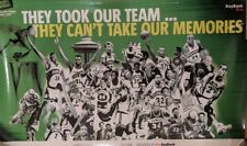 Seattle Sonics 1967-2008 History Poster - Kevin Durant/Gary Payton/Shawn Kemp/DJ