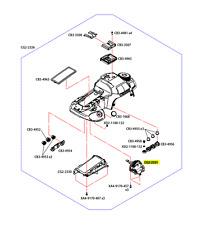 Canon EOS 5D Mark II Digital Camera Main Dial Assembly Replacement Repair Part