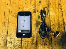 Apple iPod Touch 4th Generation Black 8GB A1367 Read Description