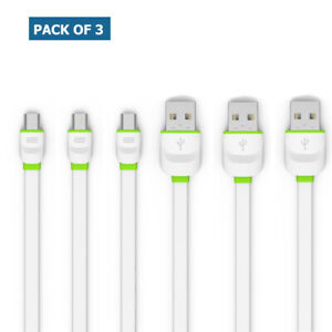 Micro USB Cable for mobile phones Samsung Huawei and all Android phones (1M)