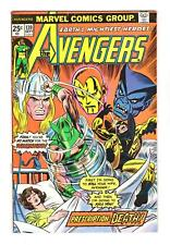 THE AVENGERS 139 (FN-) WHIRLWIND (FREE SHIPPING )*