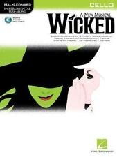 Wicked : Cello Play-along Pack (2008, Paperback / Mixed Media)